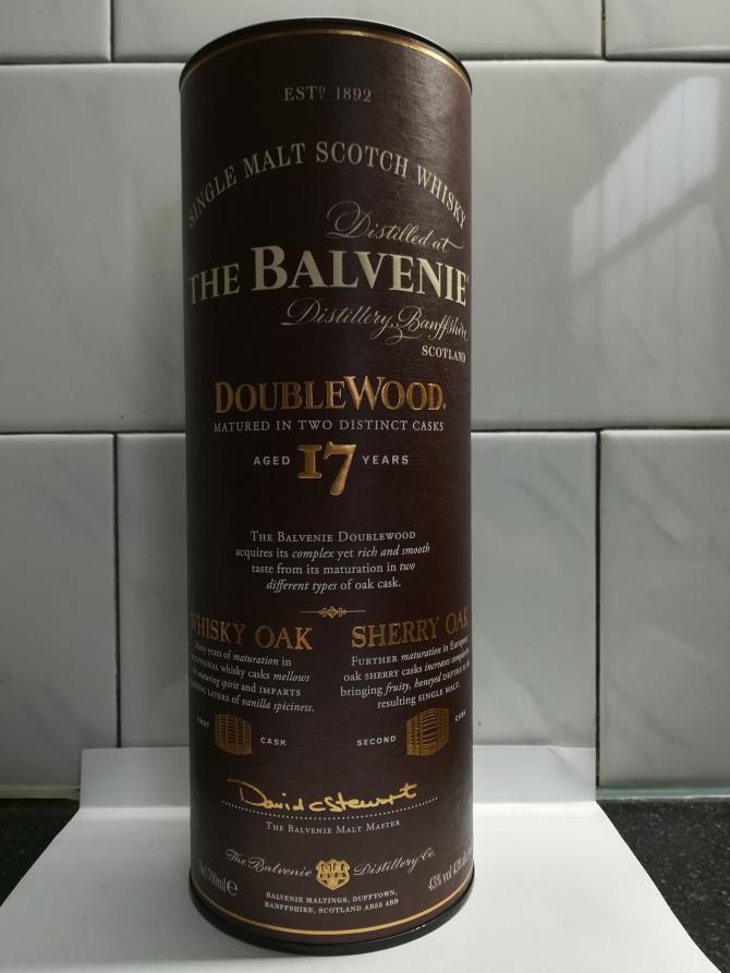 Balvenie 17-year-old