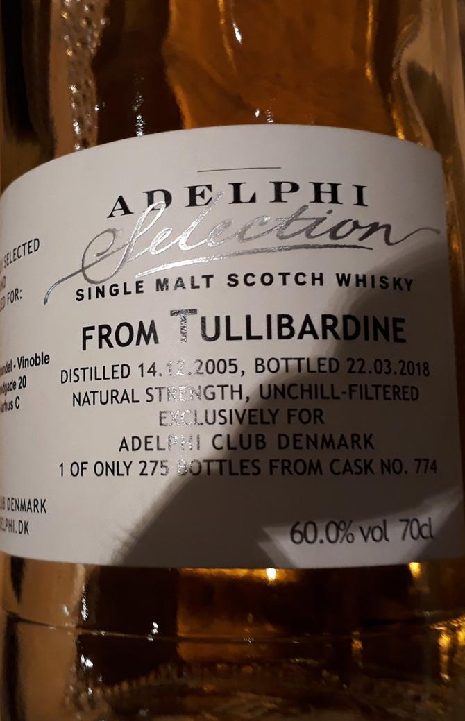Tullibardine 2005 AD