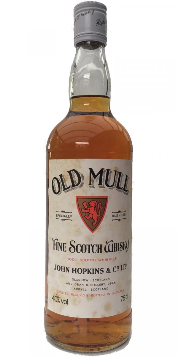 Old Mull Fine Scotch Whisky HCL