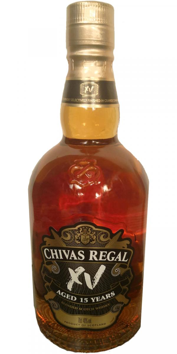 Chivas Regal 15-year-old