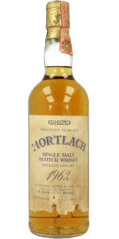 Mortlach 1962 RWD