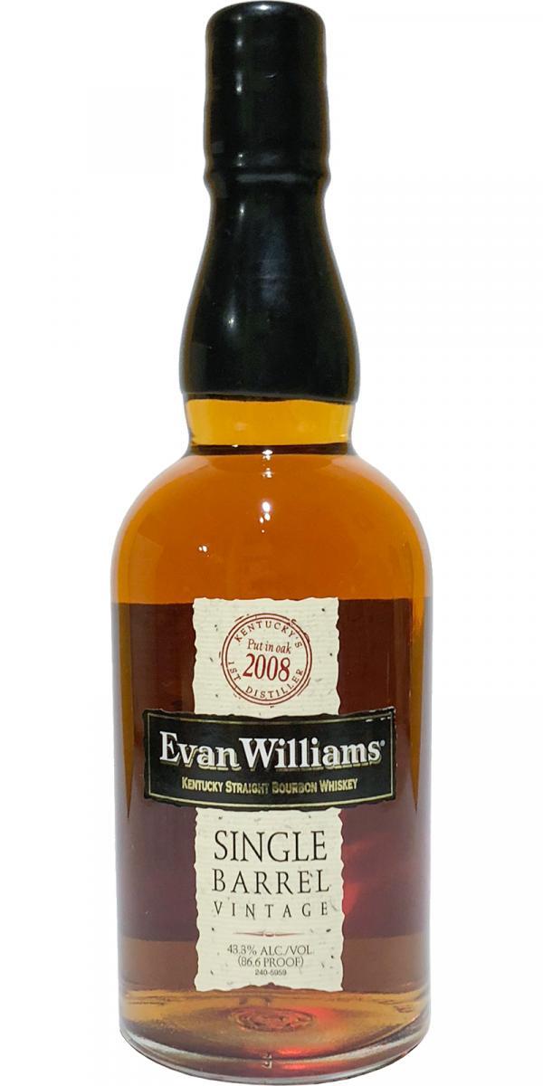 Evan Williams 2008