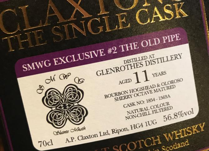 Glenrothes 2007 Cl