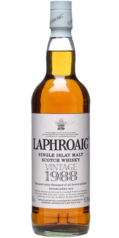 Laphroaig 1988