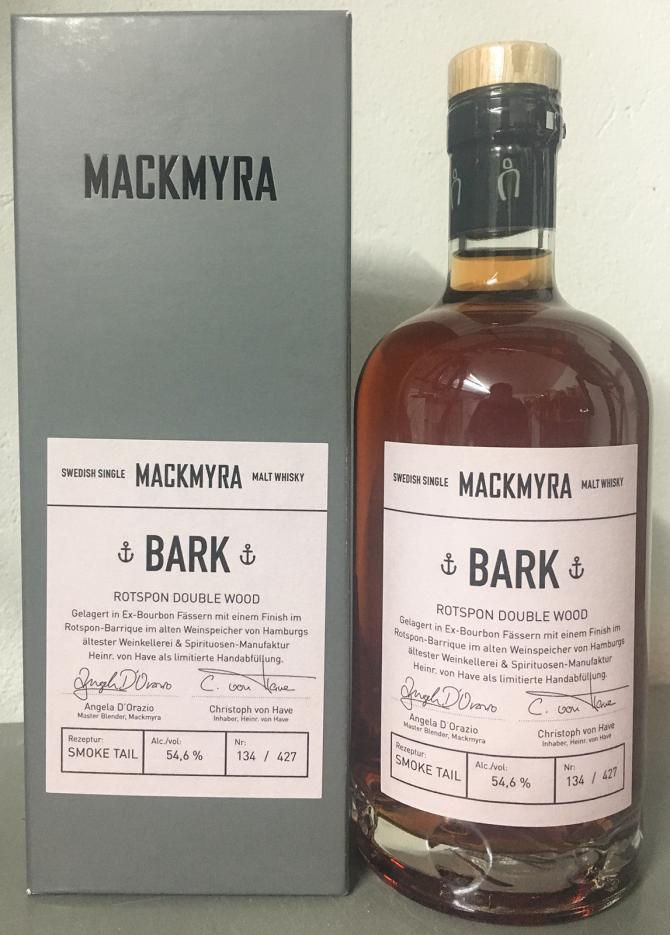 Mackmyra Bark