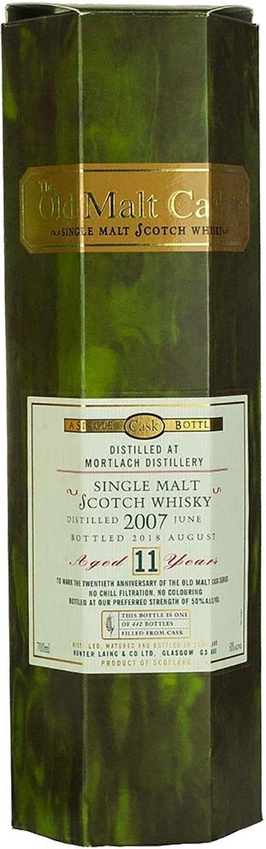 Mortlach 2007 HL