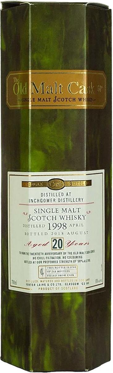 Inchgower 1998 HL