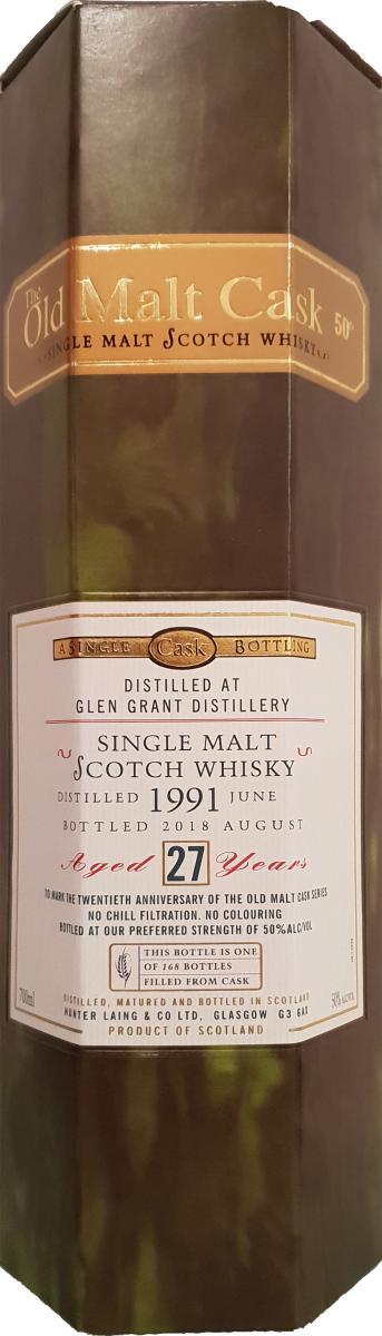 Glen Grant 1991 HL