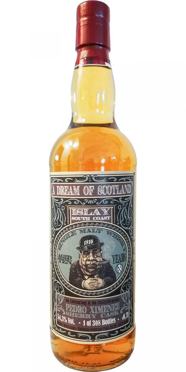 A Dream of Scotland The Old Man of Islay II BW