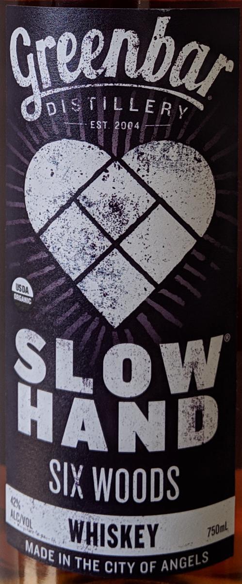 Slow Hand Six Woods