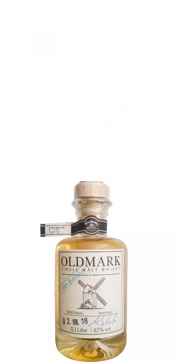 Oldmark Single Malt Whisky