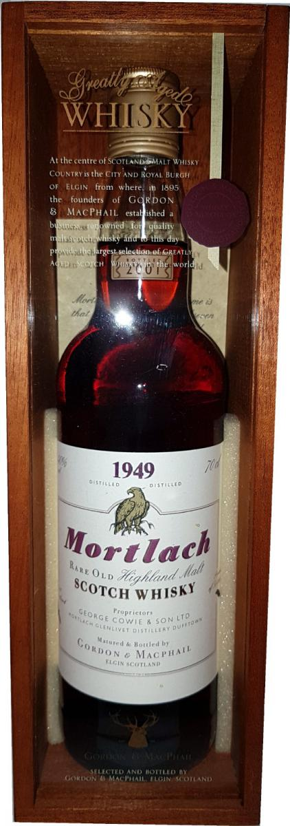 Mortlach 1949 GM
