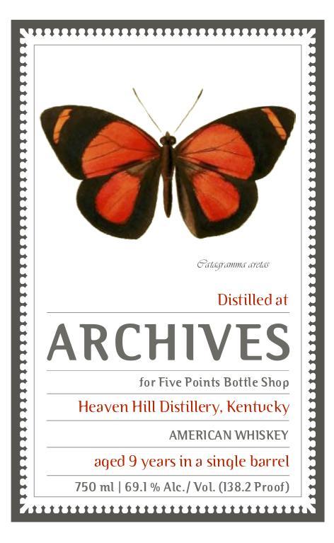Heaven Hill 2009 Arc