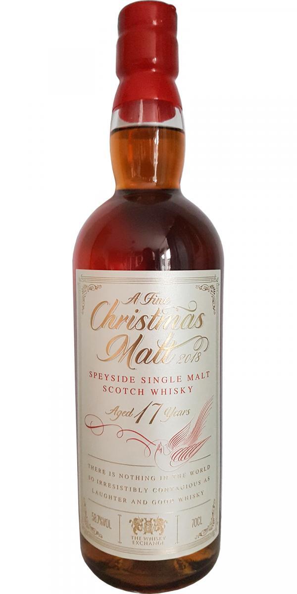 Speyside Single Malt Scotch Whisky 17-year-old ElD