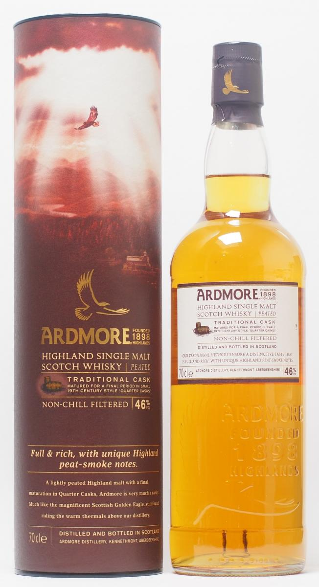 Ardmore Traditional Cask - Gift Set