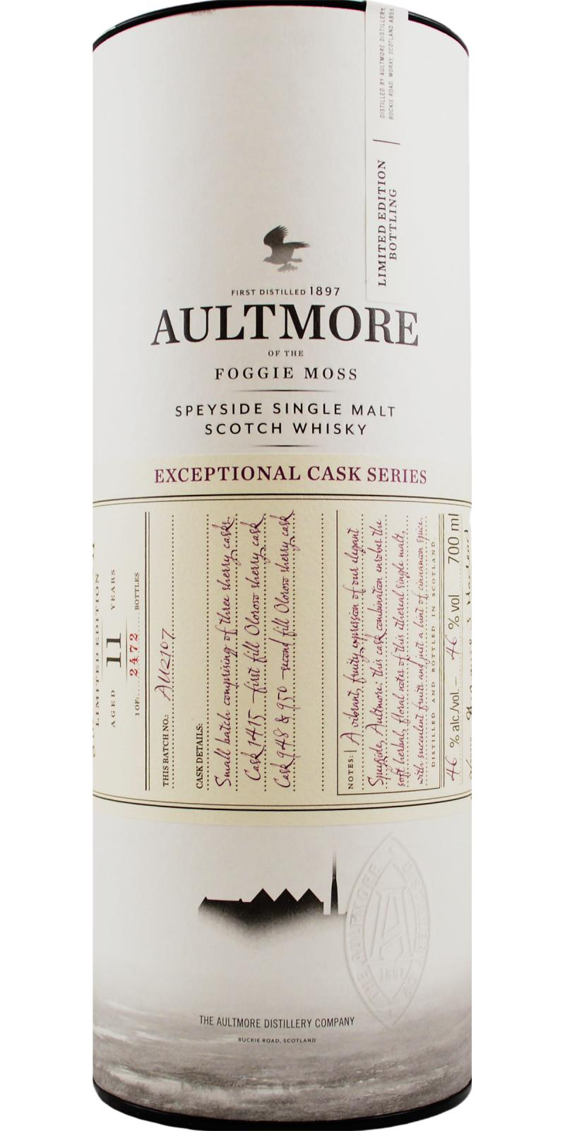 Aultmore 11-year-old