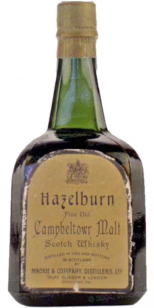 Hazelburn 1893