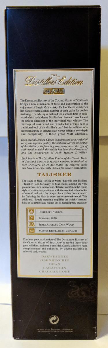 Talisker 1986