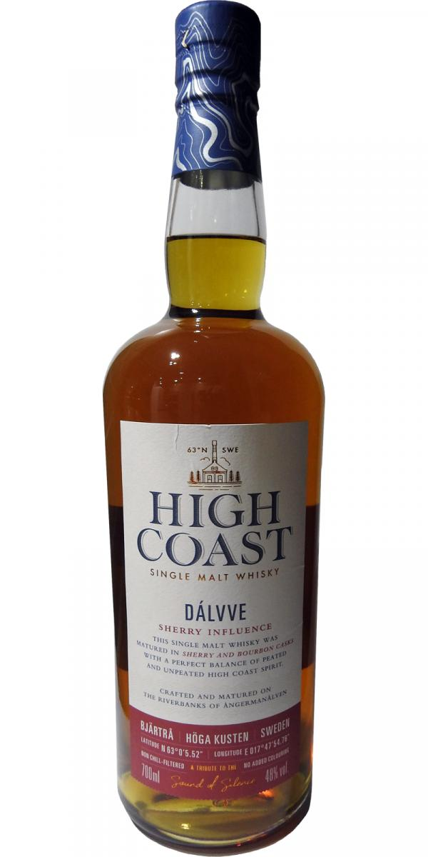 High Coast Dálvve - Sherry Influence