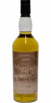 Mortlach 19-year-old