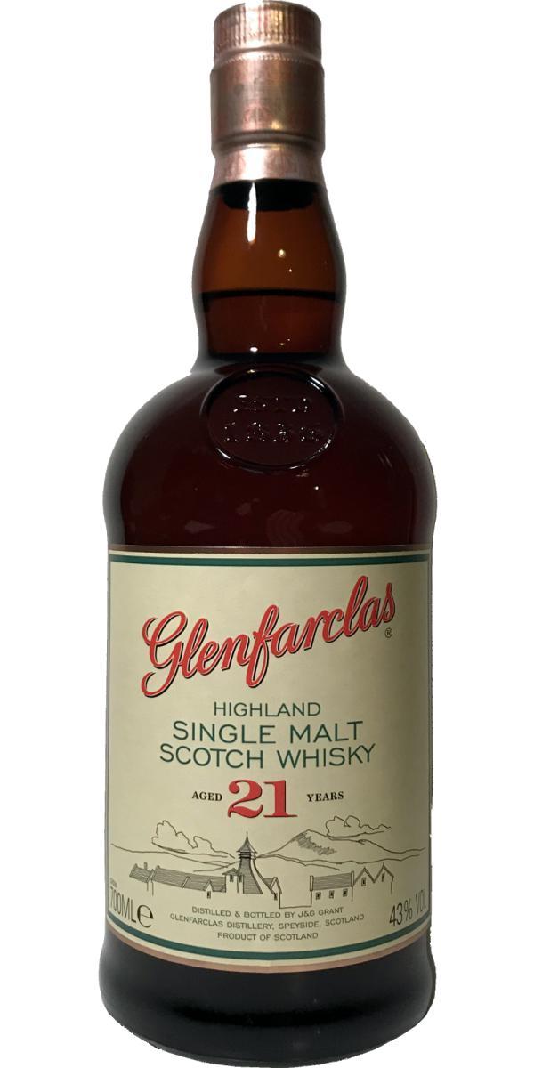Glenfarclas 21-year-old