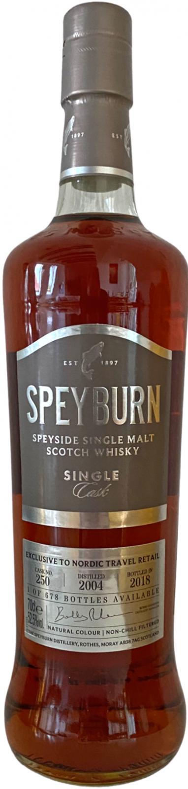 Speyburn 2004