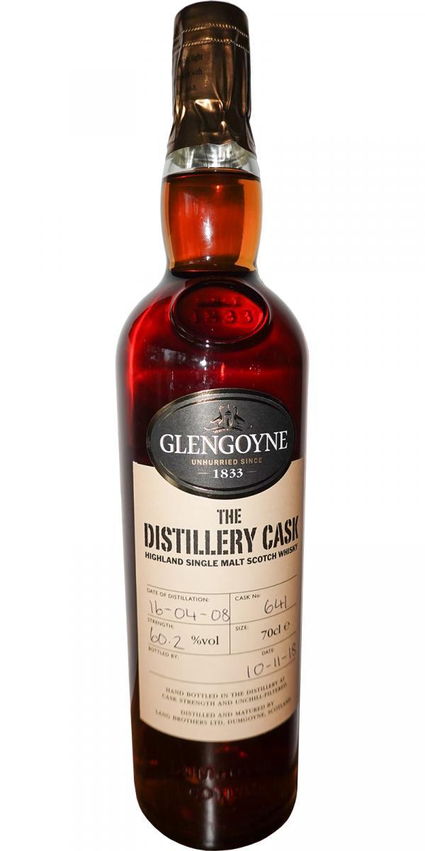 Glengoyne 2008