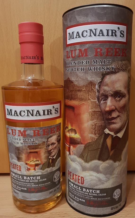 MacNair's Lum Reek Peated