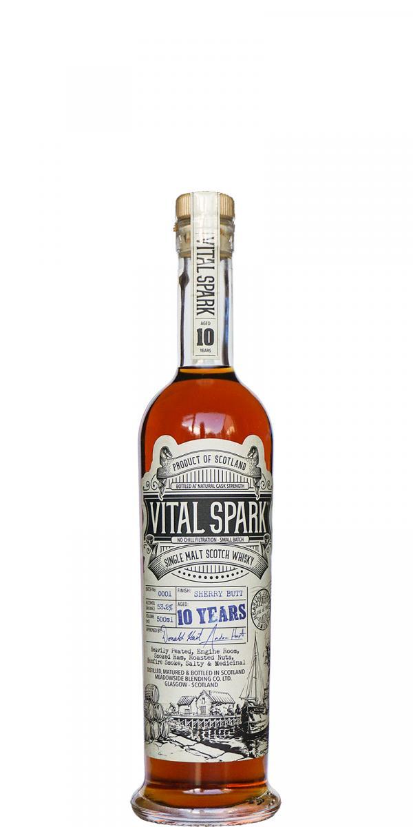 Vital Spark 10-year-old MBl