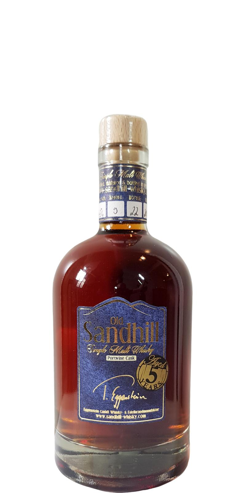 Old Sandhill 05-year-old