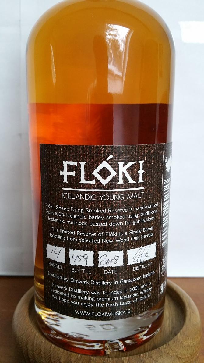 Flóki Icelandic Young Malt