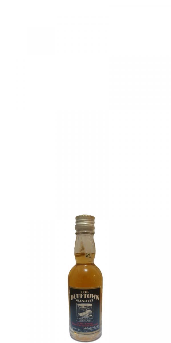 Dufftown A De Luxe Malt Scotch Whisky