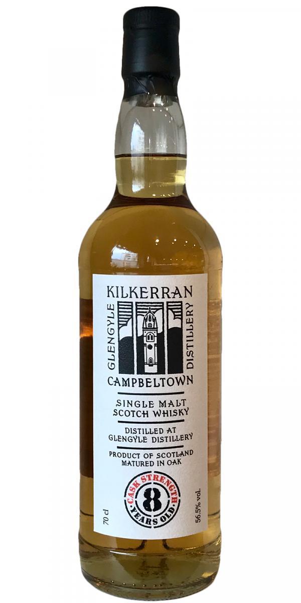 Kilkerran 08-year-old