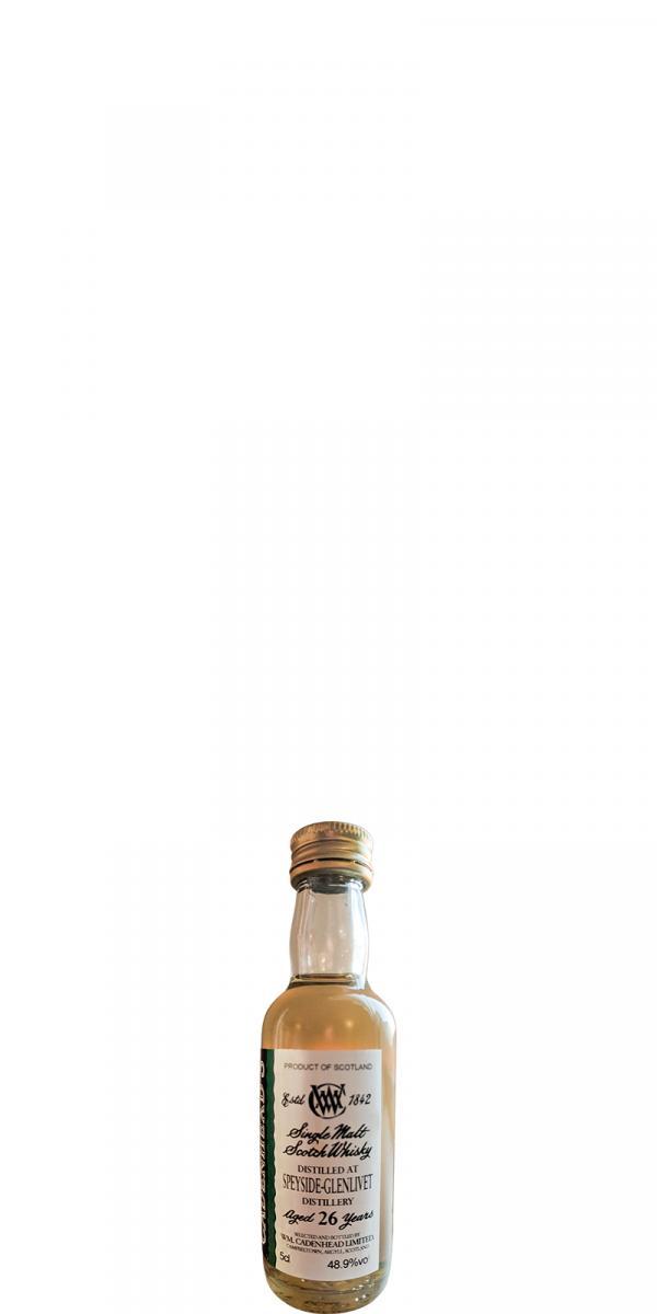 Speyside Distillery 26-year-old CA