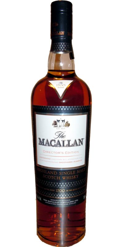 Macallan The 1700 Series