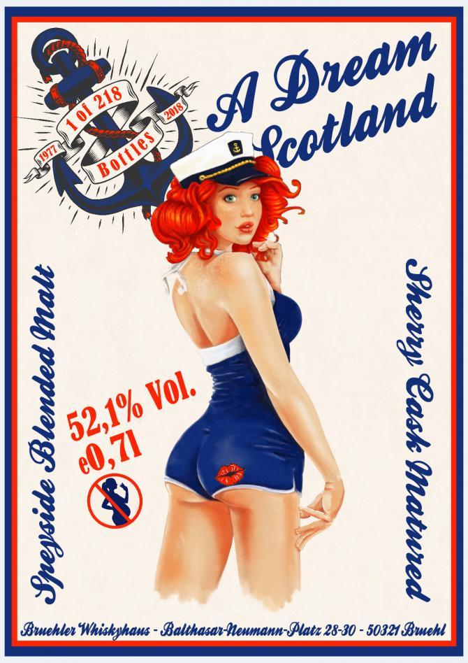 A Dream of Scotland 1977 BW