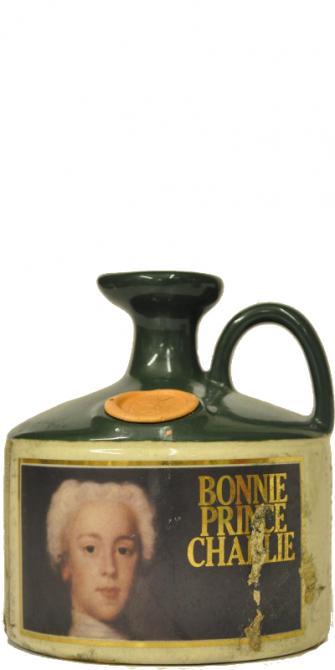 Glenfiddich Decanter Bonnie Prince Charlie