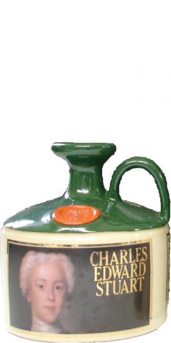 Glenfiddich Decanter Charles Edward Stuart