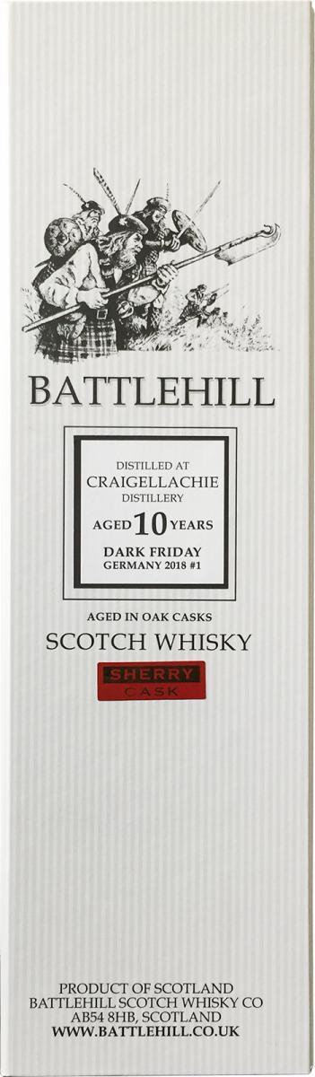 Craigellachie 2008 BSW