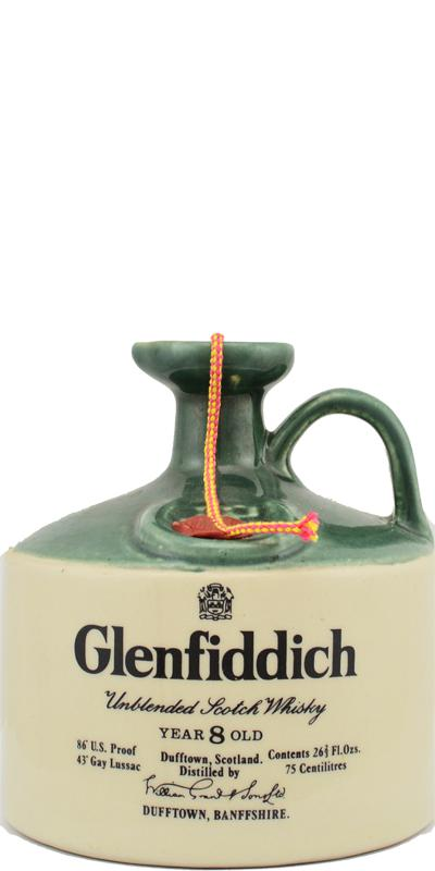 Glenfiddich 08-year-old
