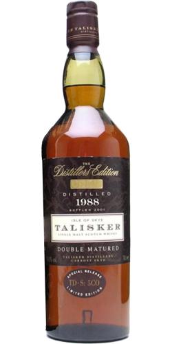 Talisker 1988