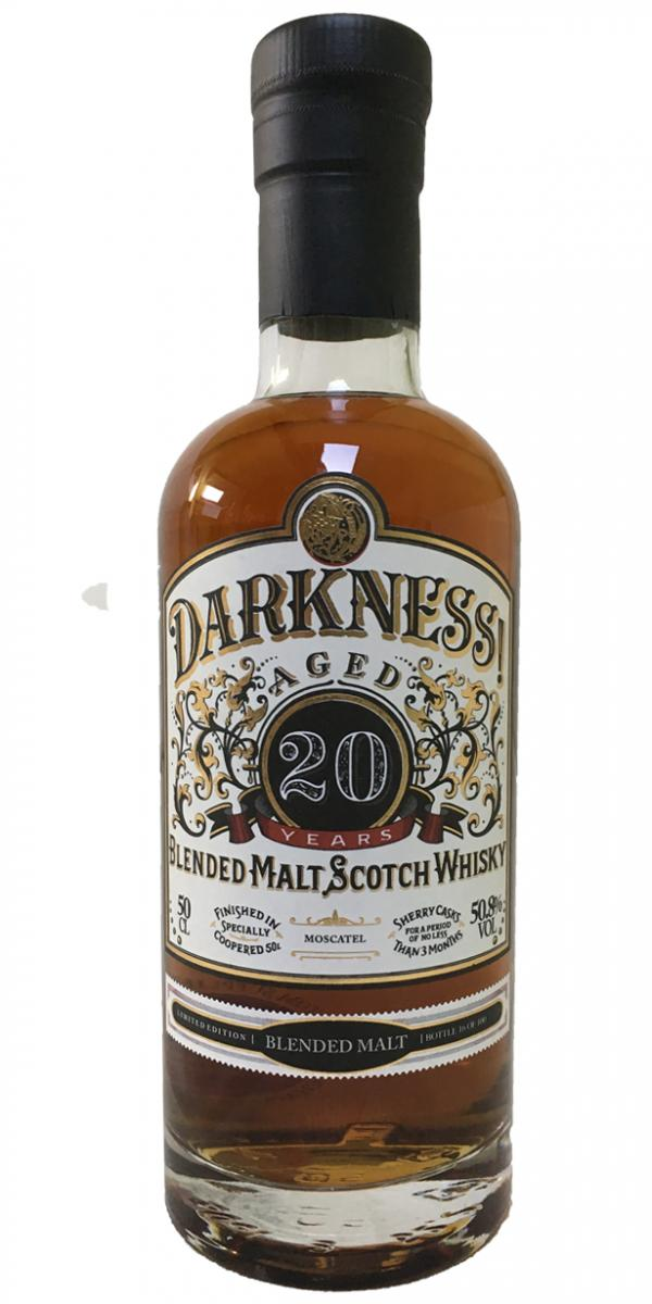 Blended Malt Scotch Whisky 20-year-old MoM