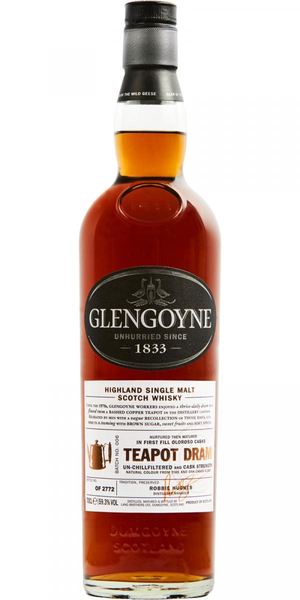 Glengoyne Teapot Dram