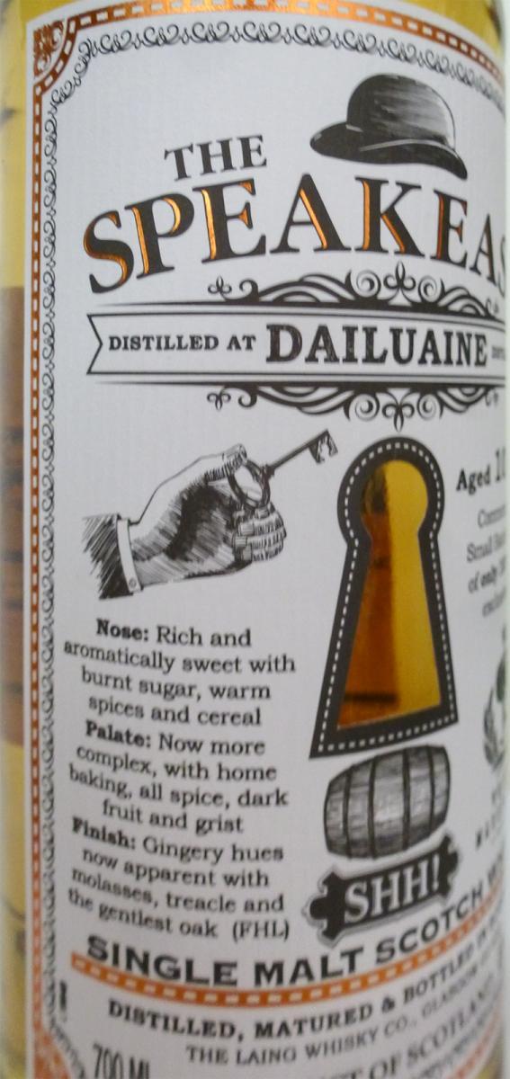 Dailuaine 10-year-old DL
