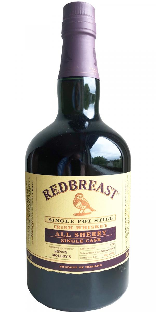 Redbreast 16-year-old