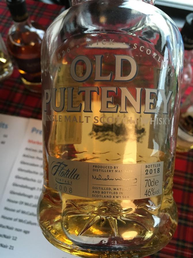 Old Pulteney 2008