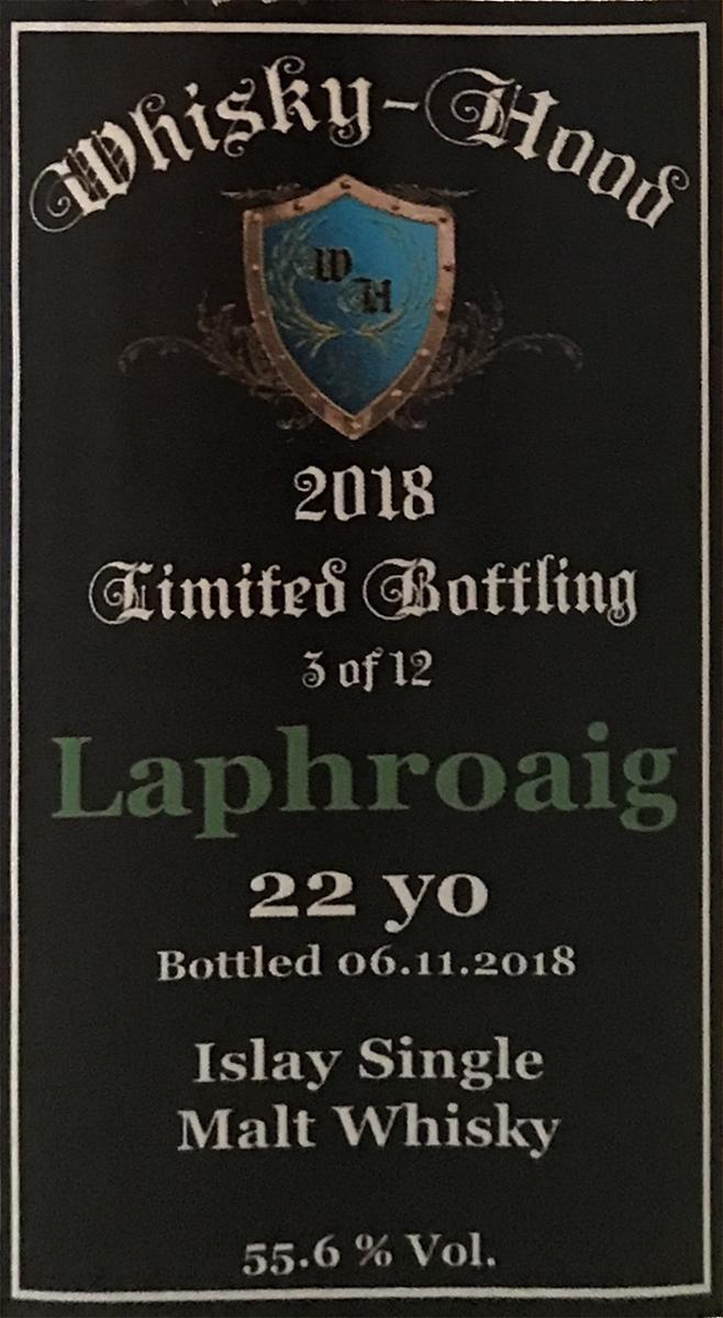 Laphroaig 1996 RS