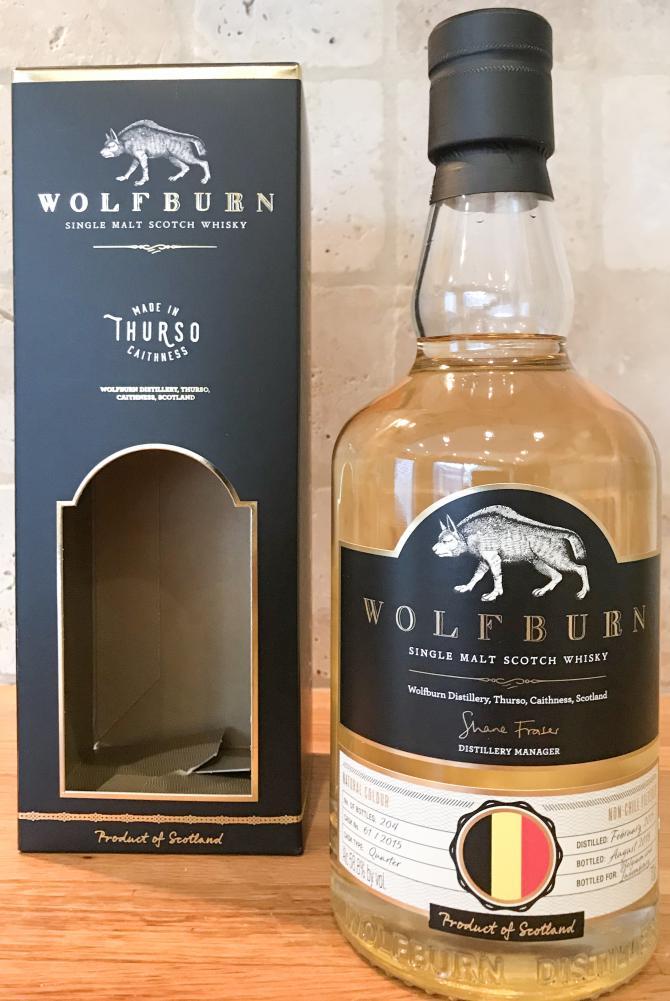 Wolfburn 2015
