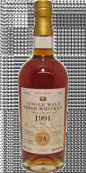 Single Malt Irish Whiskey 1991 - Eala TWCC