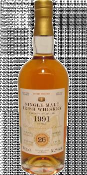Single Malt Irish Whiskey 1991 - Capall TWCC